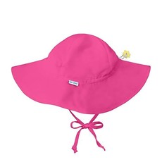 IPLAY Hot Pink Brim Sun Protection Hat