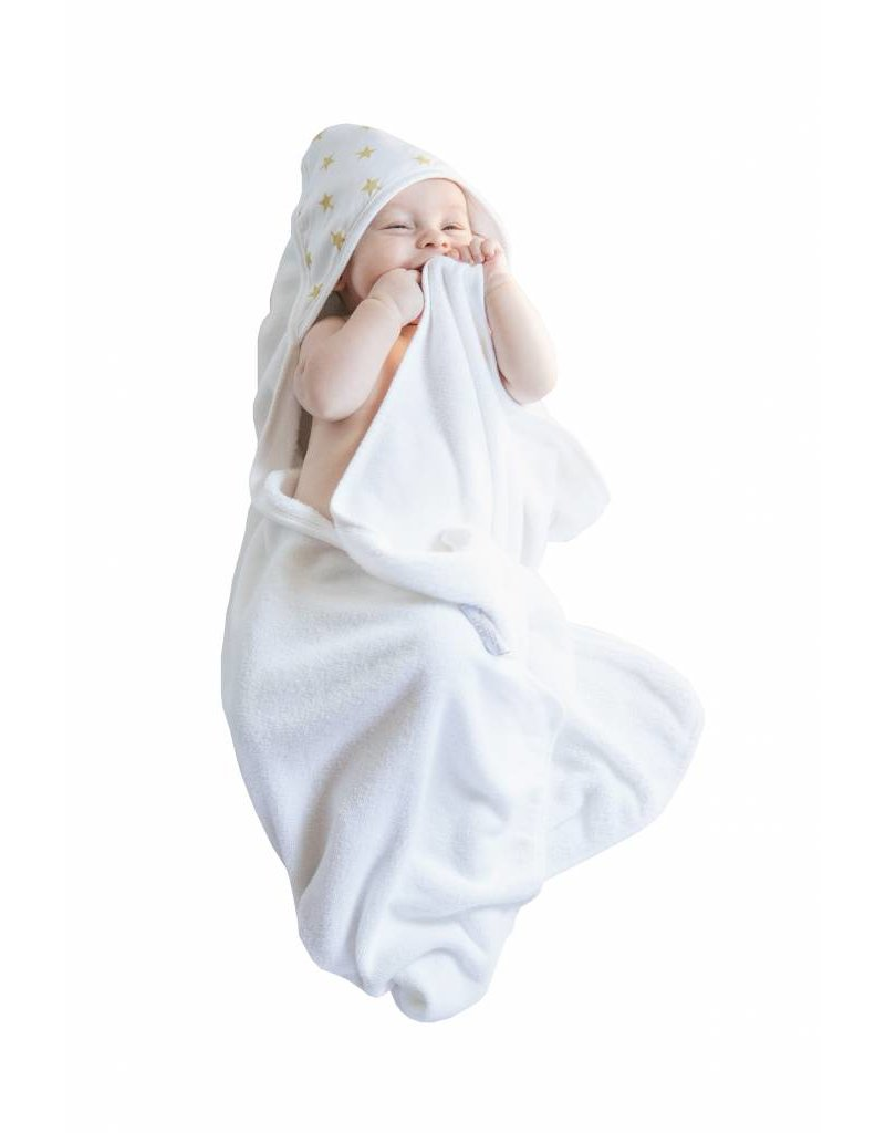 SOFTIE BABY Bamboo Hooded Baby Towel