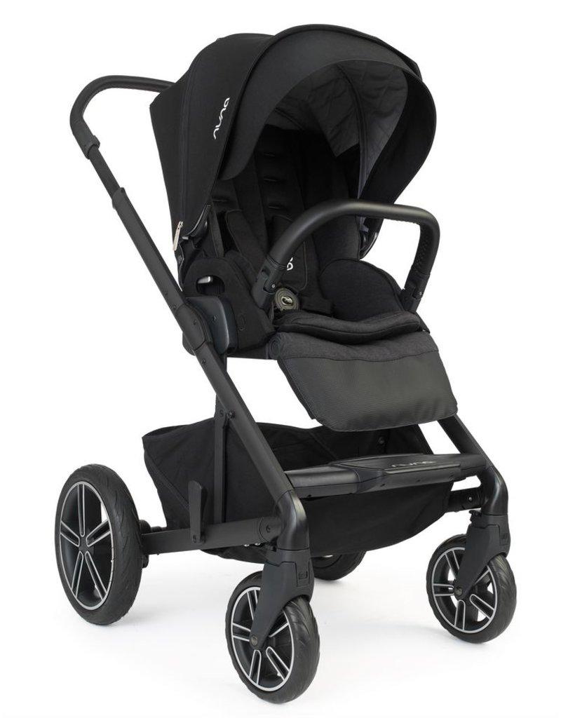 NUNA Nuna MIXX2 Stroller + Adapters + Rain Cover