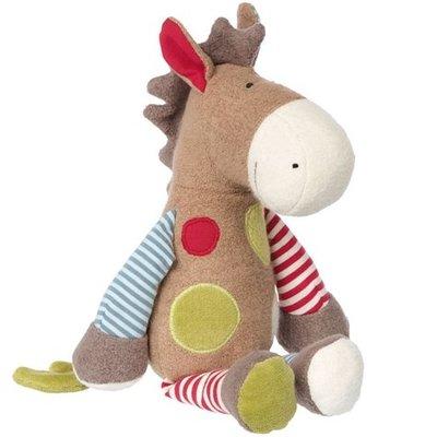 SIGIKID Sigikid Organic Horse Cuddle Toy