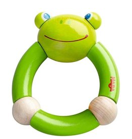 HABA Frog Clutching Toy