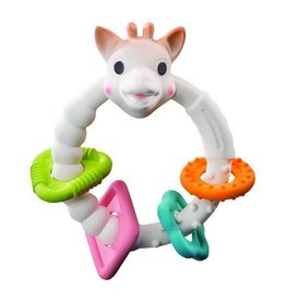 VULLI So'Pure Sophie Coloring Teether
