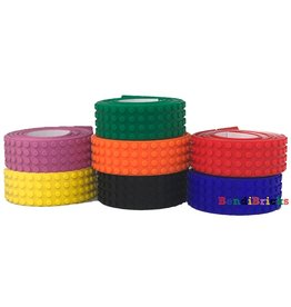 BENDIBRICKS BendiBricks Double Roll Tape