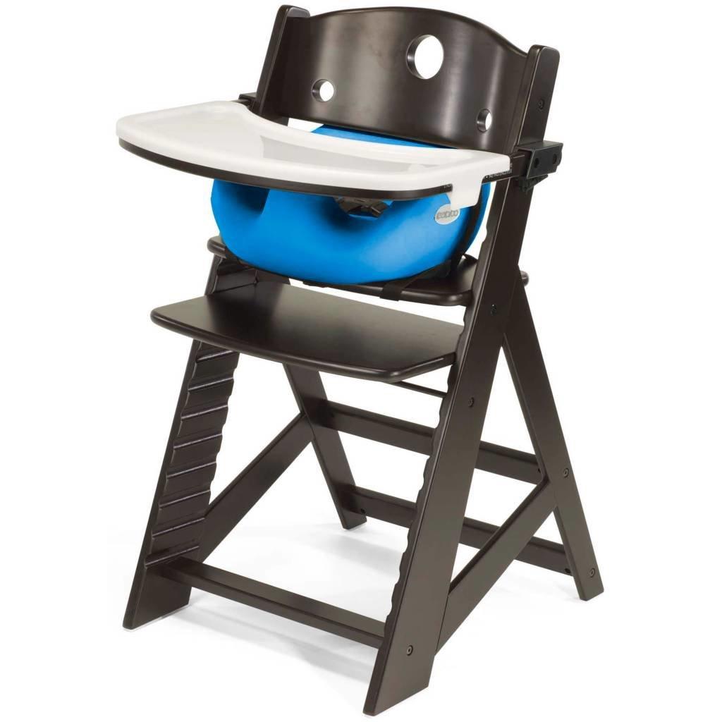 EcoBambino: Keekaroo Espresso High Chair + Infant Insert ...