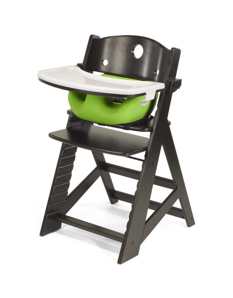 KEEKAROO Keekaroo Espresso High Chair + Infant Insert