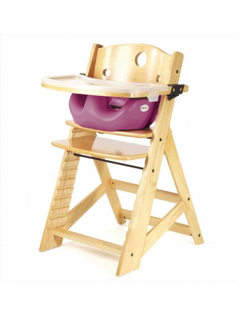KEEKAROO Keekaroo Natural High Chair + Infant Insert