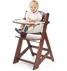 KEEKAROO Keekaroo Mahogany High Chair + Infant Insert