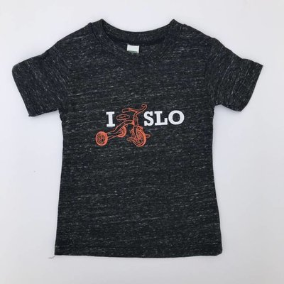 ALL GOOD LIVING All Good Living Kids - I Trike SLO Shirt
