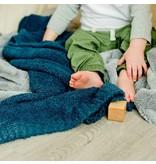 SARANONI Bamboni Receiving Blanket