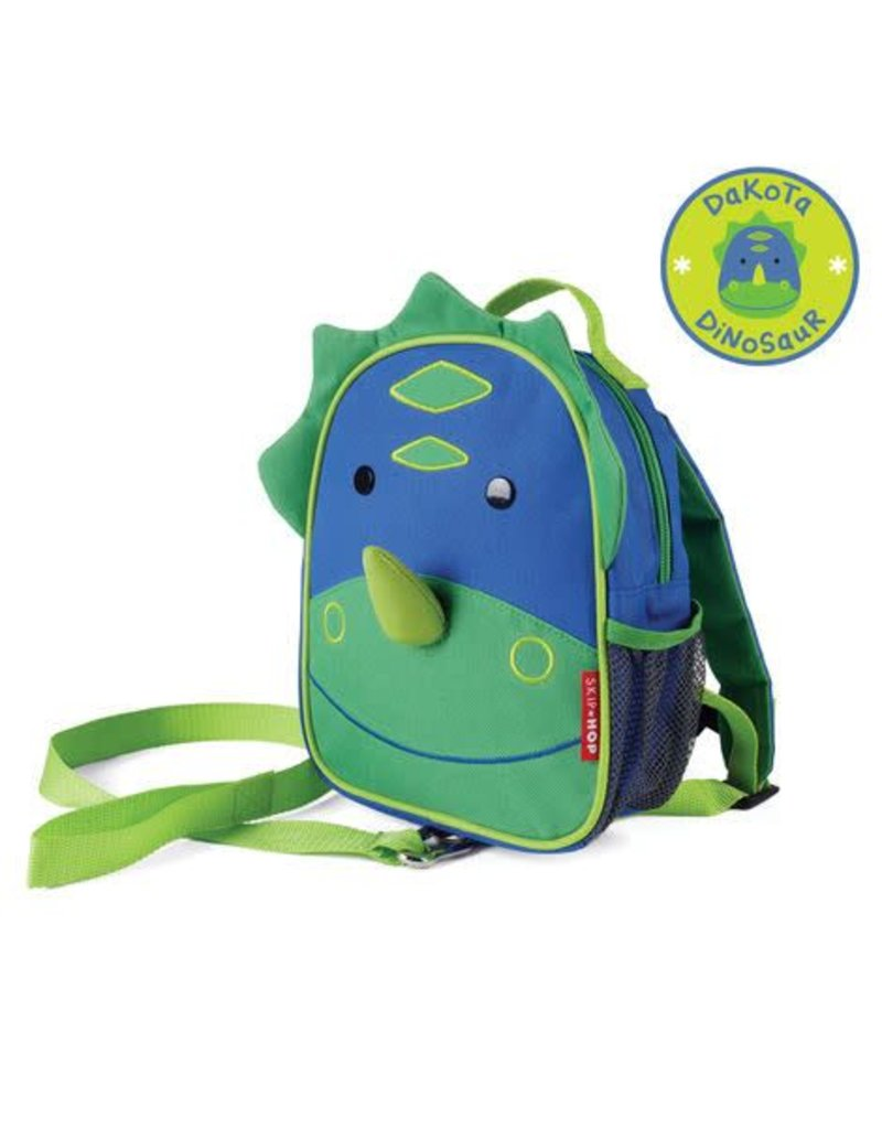 SKIP HOP Zoo Safety Harness Mini Backpack with Rein