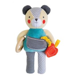 PETIT COLLAGE Organic Baby Activity Toy