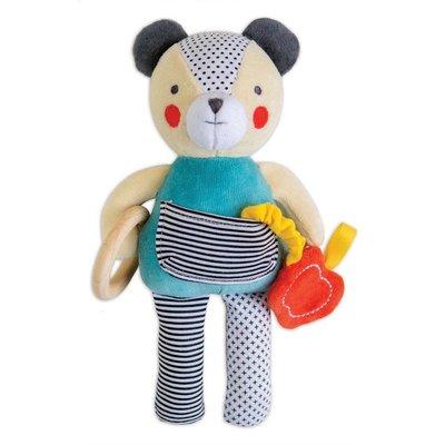 PETIT COLLAGE Organic Baby Activity Toy