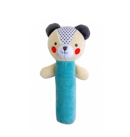 PETIT COLLAGE Organic Squeaker Rattle