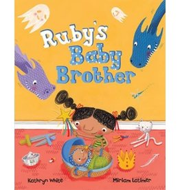 BAREFOOT BOOKS Ruby's Baby Brother