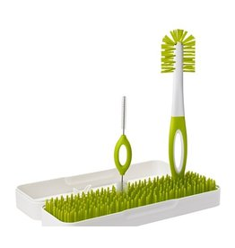 BOON, INC. TRIP Travel Drying Rack & Bottle Brushes