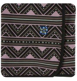 KICKEE PANTS African Pattern Swaddling Blanket