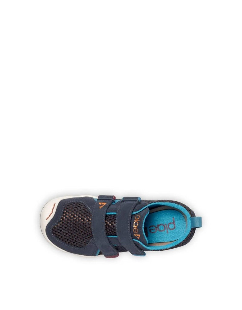 PLAE Plae Ty Stingray Blue Sneaker