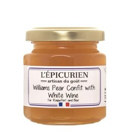 L'Epicurien Williams Pear & White Wine Confit