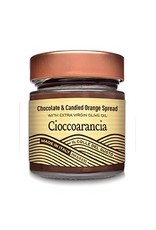 Hazelnut Chocolate Orange Spread with Extra Virgin Olive Oil