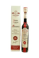 Acetaia Leonardi Ciliegio Condimento Balsamico 20 yr old Cherry Wood Batteria