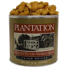 Cajun Spiced Peanuts