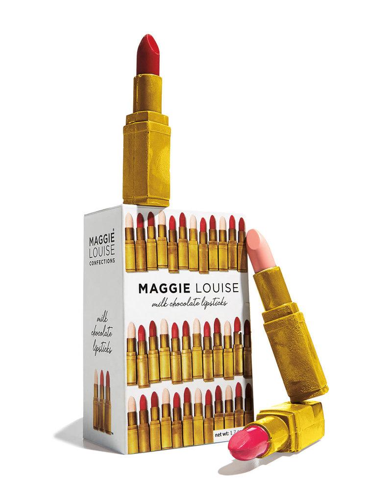 Maggie Louise Milk Chocolate Lipstick Trio
