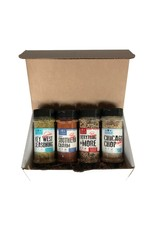 The Spice Lab Taste of America Seasoning Collection