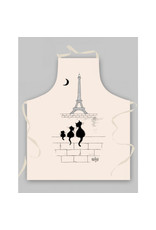 Torchons & Bouchons Apron - Dubout Eiffel Tower