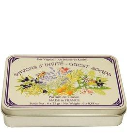 Savon Le Blanc Soap Parfum de Grasse Asstd.