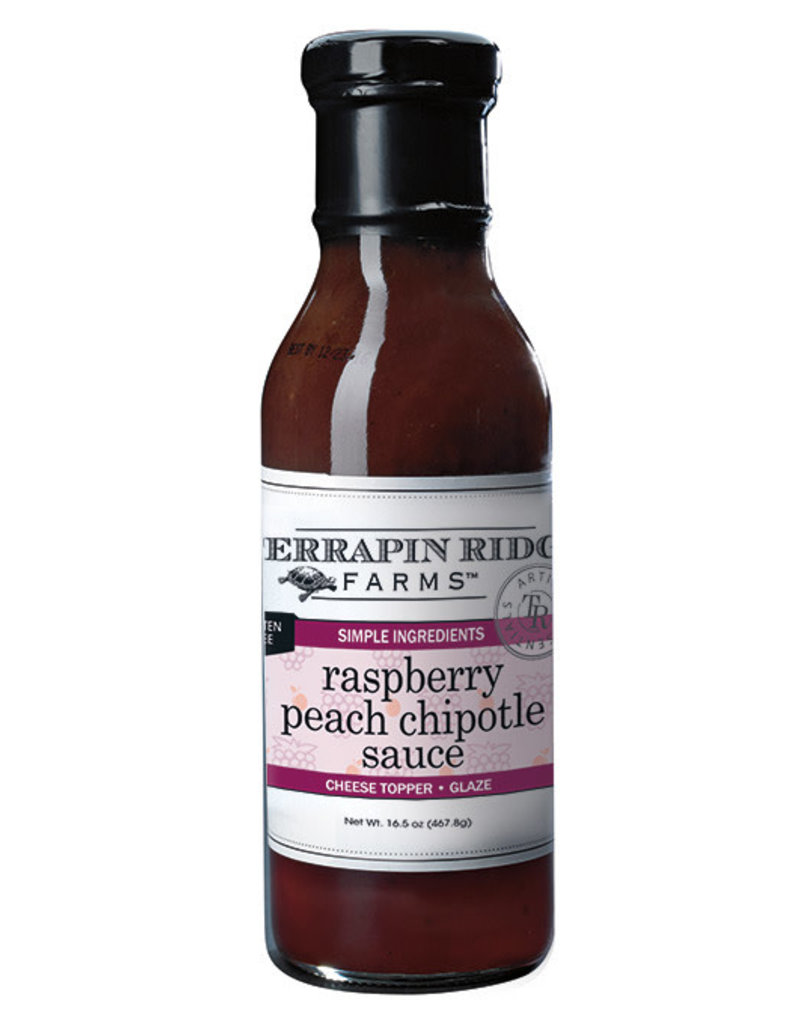 Terrapin Ridge Farms Raspberry Peach Chipotle Sauce