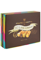 Fratelli Motta Filled Cannoli 8 pieces