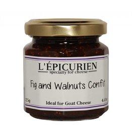 L'Epicurien Fig & Walnut Confit