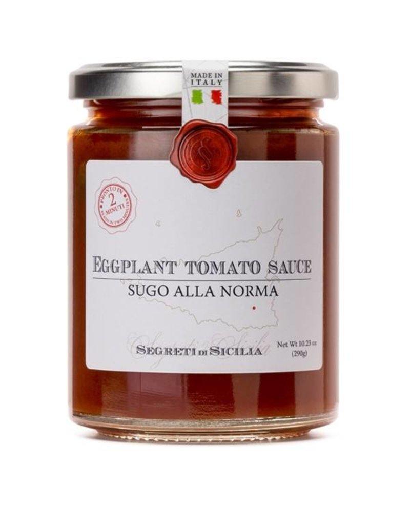 Frantoi Cutrera Norma Tomato Sauce w/Eggplant