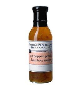 Terrapin Ridge Farms Hot Pepper Peach Bourbon
