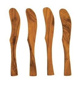 Olivewood Spreaders (4)