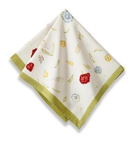 Couleur Nature Couleur Nature Springfields Multi Napkins - Set of 4
