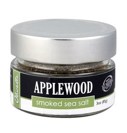 Applewood Smoked Sea Salt