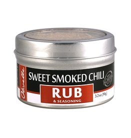 Sweet Smoked Chili Rub