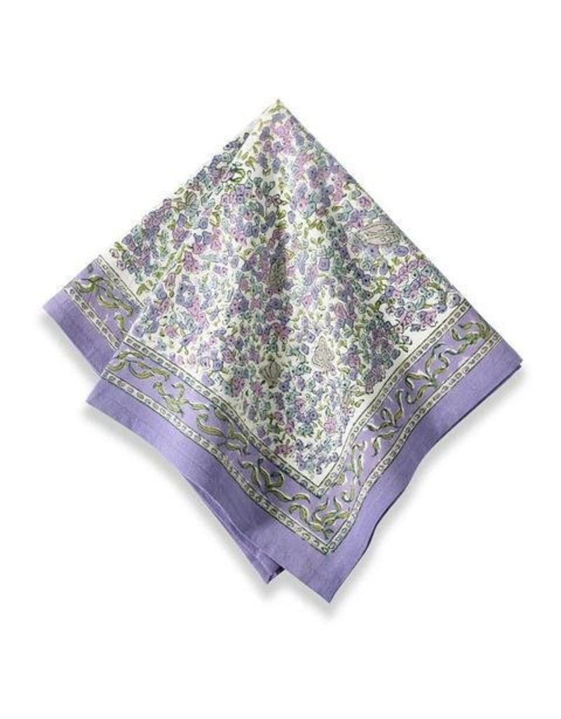 Couleur Nature Couleur Nature Lavender Napkins - Set of 6