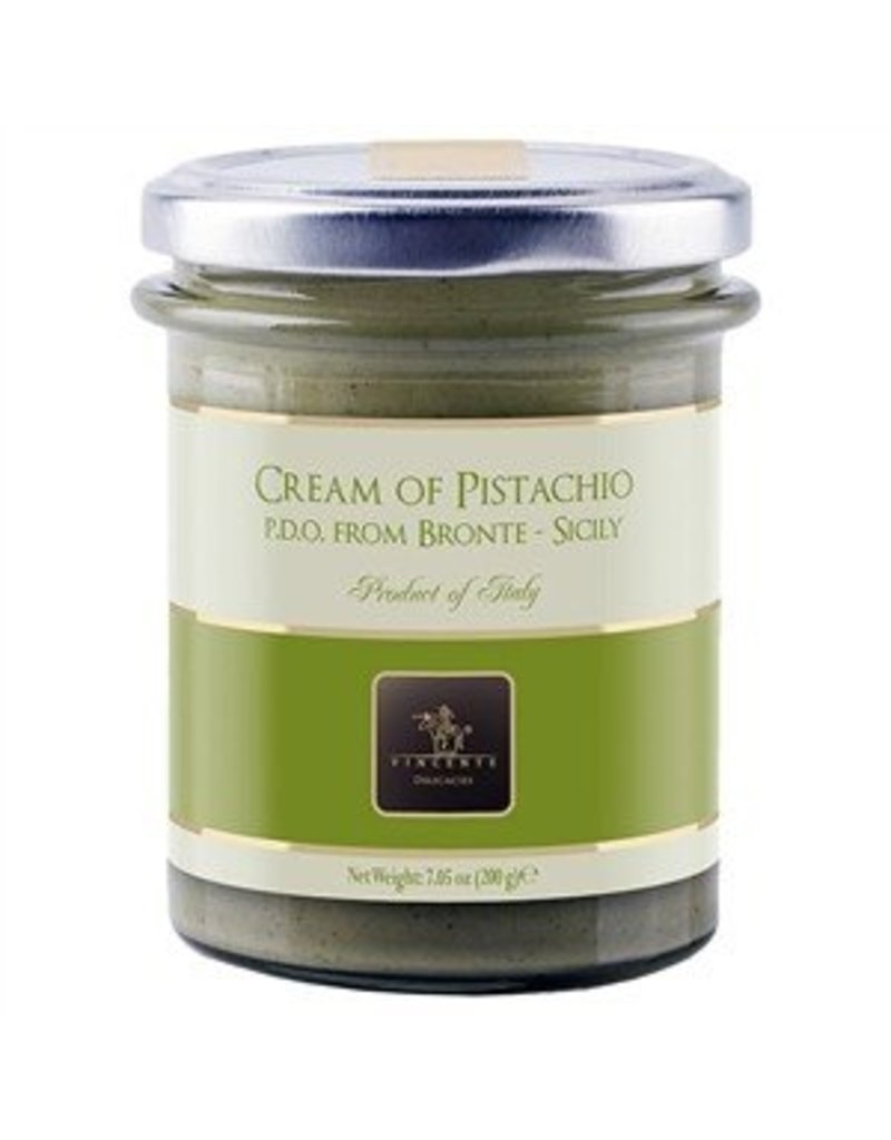 Sicilian Pistachio Cream