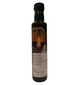 Black Pepper Finishing Sauce