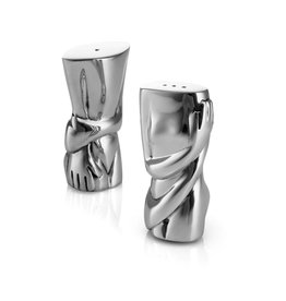 Carrol Boyes Carrol Boyes Salt & Pepper Set - m/f torso