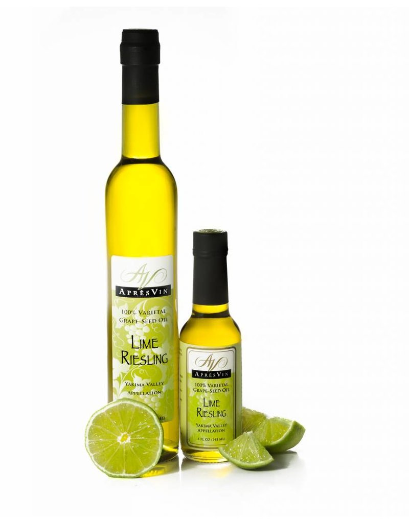 ApresVin Apres Vin Lime Riesling Grape Seed Oil