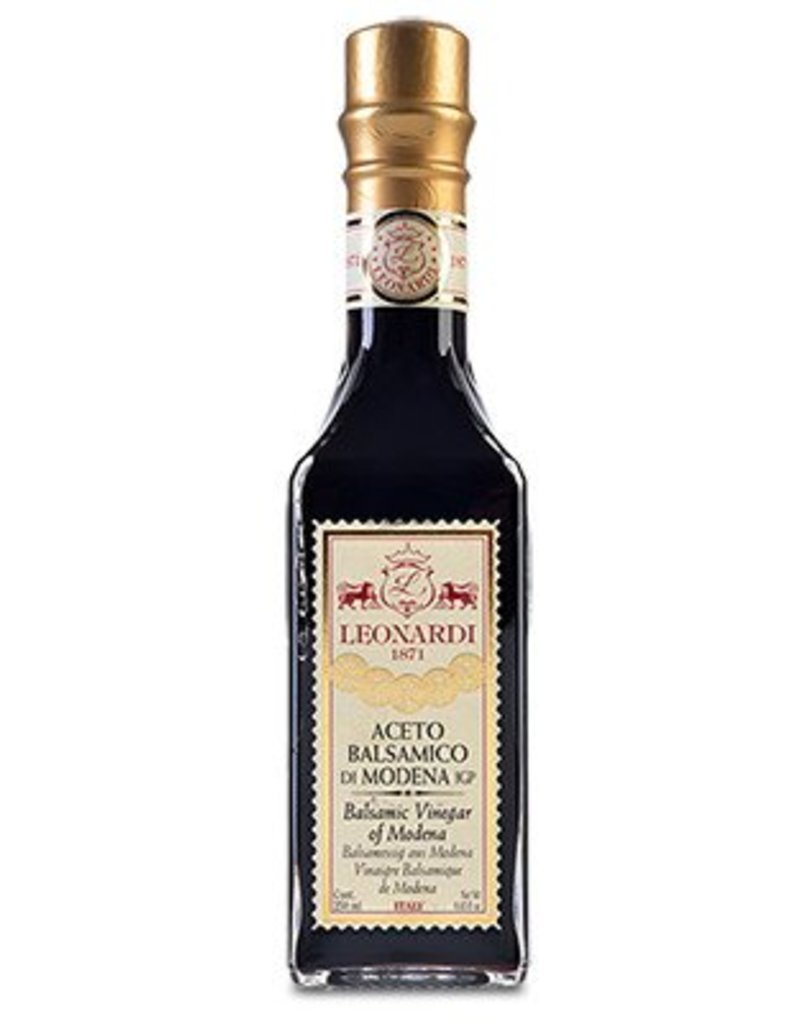 Leonardi Balsamic Vinegar of Modena - Gold Seal