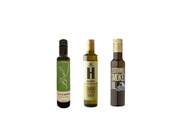 Infused Extra Virgin Olive Oils