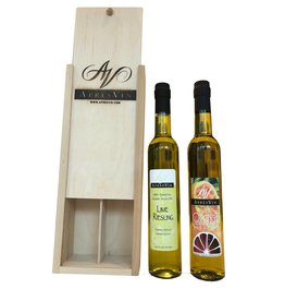 ApresVin Apres Vin Favorites Gift Pack in Wooden Box