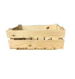 Auction crate wood