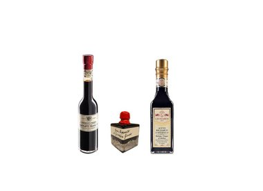 Balsam and Balsamic Vinegars