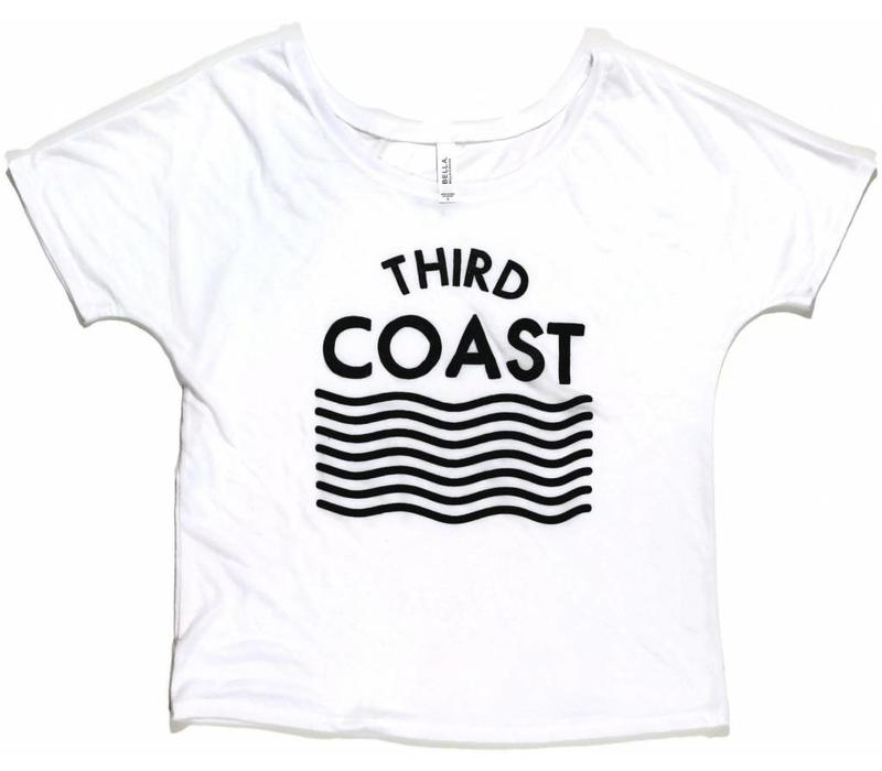 Third Coast Waves Logo White