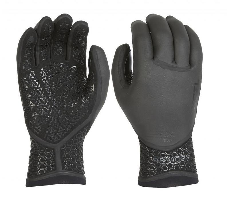 Xcel 5mm Drylock TDC 5 Finger Glove